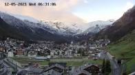 Archiv Foto Webcam Spiss Zermatt 00:00