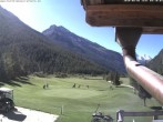 Archived image Webcam Golfclub Matterhorn, Oberes Mattertal 04:00