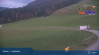 Archiv Foto Webcam Kinderland Kössen 19:00