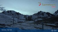 Archiv Foto Webcam Samnaun - Alp Trida 23:00