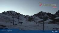 Archiv Foto Webcam Samnaun - Alp Trida 21:00