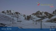 Archiv Foto Webcam Samnaun - Alp Trida 01:00