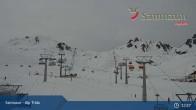 Archiv Foto Webcam Samnaun - Alp Trida 07:00