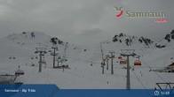Archiv Foto Webcam Samnaun - Alp Trida 09:00