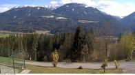 Archiv Foto Webcam Ausblick vom Glocknerhaus 10:00