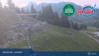Archiv Foto Webcam Blick von der Kitzlahner Bergstation, Sudelfeld 19:00