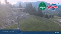 Archiv Foto Webcam Blick von der Kitzlahner Bergstation, Sudelfeld 21:00