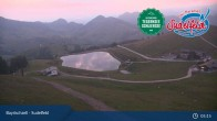Archiv Foto Webcam Blick von der Kitzlahner Bergstation, Sudelfeld 23:00