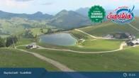 Archiv Foto Webcam Blick von der Kitzlahner Bergstation, Sudelfeld 05:00