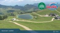 Archiv Foto Webcam Blick von der Kitzlahner Bergstation, Sudelfeld 07:00