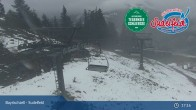 Archiv Foto Webcam Sudelfeld: Blick von der Kitzlahner Bergstation 11:00