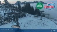 Archiv Foto Webcam Sudelfeld: Blick von der Kitzlahner Bergstation 21:00