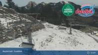 Archiv Foto Webcam Sudelfeld: Blick von der Kitzlahner Bergstation 05:00