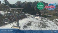 Archiv Foto Webcam Sudelfeld: Blick von der Kitzlahner Bergstation 09:00