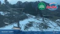 Archiv Foto Webcam Sudelfeld: Blick von der Kitzlahner Bergstation 13:00