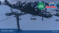 Archiv Foto Webcam Sudelfeld: Blick von der Kitzlahner Bergstation 19:00