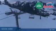 Archiv Foto Webcam Sudelfeld: Blick von der Kitzlahner Bergstation 23:00
