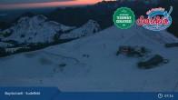 Archiv Foto Webcam Sudelfeld: Blick von der Kitzlahner Bergstation 01:00