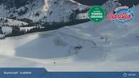 Archiv Foto Webcam Sudelfeld: Blick von der Kitzlahner Bergstation 03:00