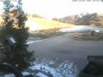 Archiv Foto Webcam Blick von der Speckalm im oberen Sudelfeld 08:00