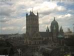 Archiv Foto Webcam Marktplatz Neuss - Quirinus Münster 10:00