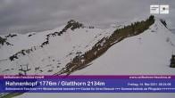 Archiv Foto Webcam Hahnenkopf Faschina 02:00