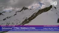 Archiv Foto Webcam Hahnenkopf Faschina 08:00
