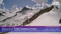 Archiv Foto Webcam Hahnenkopf Faschina 10:00