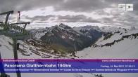 Archiv Foto Webcam Bergstation Glatthornbahn 02:00