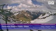 Archiv Foto Webcam Bergstation Glatthornbahn 10:00