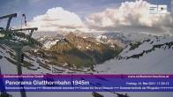 Archiv Foto Webcam Bergstation Glatthornbahn 12:00