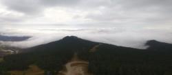 Archiv Foto Webcam Killington Peak - Ausblick Gipfel 08:00