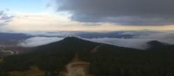Archiv Foto Webcam Killington Peak - Ausblick Gipfel 10:00
