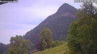 Archiv Foto Webcam Burgberger Hörnle 02:00