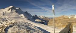 Archived image Webcam Tignes - Grande Motte Glacier 04:00