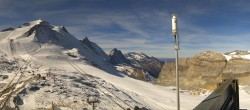Archived image Webcam Tignes - Grande Motte Glacier 06:00