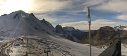 Archived image Webcam Tignes - Grande Motte Glacier 10:00