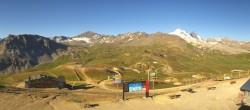 Archiv Foto Webcam Val d'Isère: Solaise 02:00