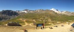 Archiv Foto Webcam Val d'Isère: Solaise 04:00