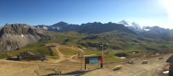 Archiv Foto Webcam Val d'Isère: Solaise 12:00