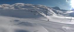 Archiv Foto Webcam Val d'Isère: Pisaillas Gletscher 04:00