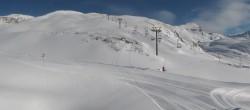 Archiv Foto Webcam Val d'Isère: Pisaillas Gletscher 08:00