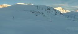 Archiv Foto Webcam Val d'Isère: Pisaillas Gletscher 12:00