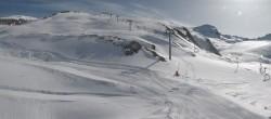 Archived image Webcam Glacier Pisaillas 04:00