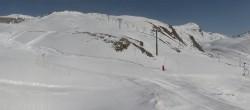 Archived image Webcam Glacier Pisaillas 08:00