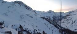 Archiv Foto Webcam Fornet Val d'Isère 12:00