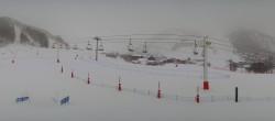 Archiv Foto Webcam Val d'Isère: Übungspisten im Tal 10:00