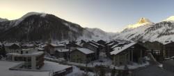 Archiv Foto Webcam Val d'Isère Dorf 02:00