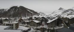 Archiv Foto Webcam Val d'Isère Dorf 10:00