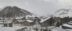 Archiv Foto Webcam Val d'Isère Dorf 06:00